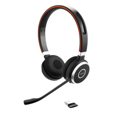Jabra Evolve 65 Stereo/Mono Headset - Black