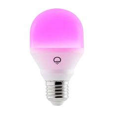 LIFX Mini Colour Smart LED E27 Light Bulb - White