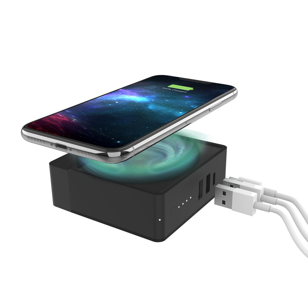 Mophie Powerstation Hub - Black