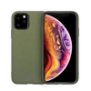 Muvit Bambootek Bio-degradable Cover for iPhone 11 Pro - Moss Green