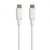 Muvit ECO-Friendly Type-C to Type-C Cable 1.2m - White