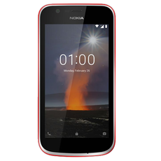 Nokia 1 - Red