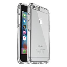 OtterBox Symmetry Clear Cover for iPhone 6/6s - Clear