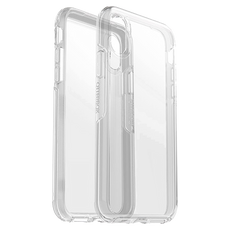 OtterBox Symmetry Clear Cover for iPhone Xs - Clear