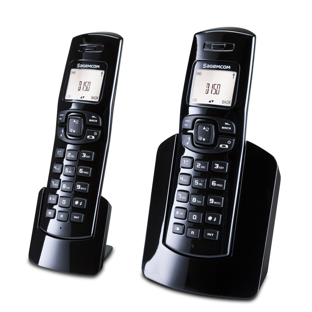 Sagemcom D182 Duo - Black