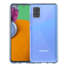 Samsung Araree TPU Cover for Galaxy A51 - Clear-Blue