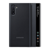 Samsung Clear View Cover for Galaxy Note 10 - Black