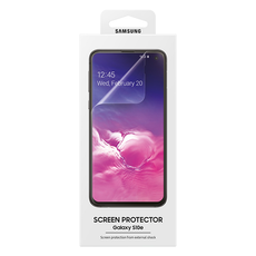 Samsung Screen Protector for Galaxy S10e - Clear
