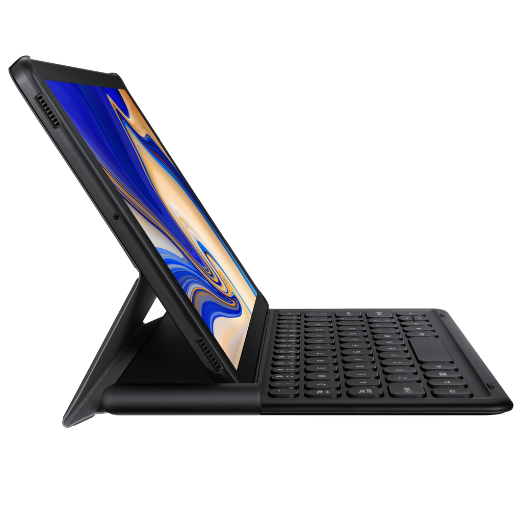 Samsung Smart Keyboard Book Case for Galaxy Tab S4 - Black