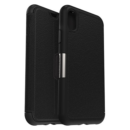 OtterBox Strada Case for iPhone Xr - Shadow Black