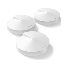 TP-Link Deco M5 (3-pack) Whole Home Mesh Wi-Fi - White