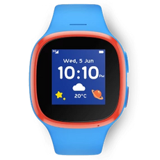 V-Kids Vodafone GPS Kid Tracker - Blue