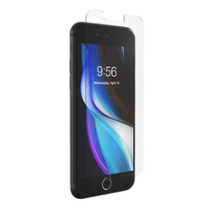 ZAGG Glass Elite+ Screen Protector for iPhone 6/6s/7/8/SE - Clear