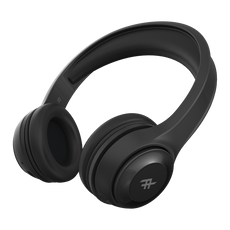 iFrogz Aurora Bluetooth Headphones - Black