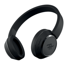 iFrogz Coda Bluetooth Headphones - Black