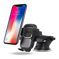 iOttie Easy One Touch 4 Universal Phone Mount - Black