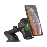 iOttie Auto Sense Qi Charging Car Mount - Black