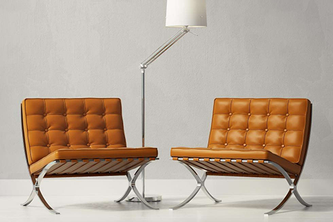 Why You Should Own The Barcelona Chair .