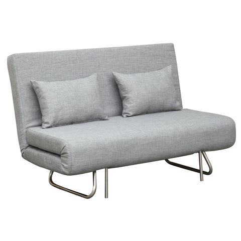 Sabatino Loveseat Sofa Bed - Gray
