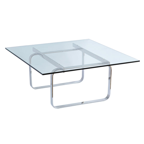 Hans Coffee Table - Glass