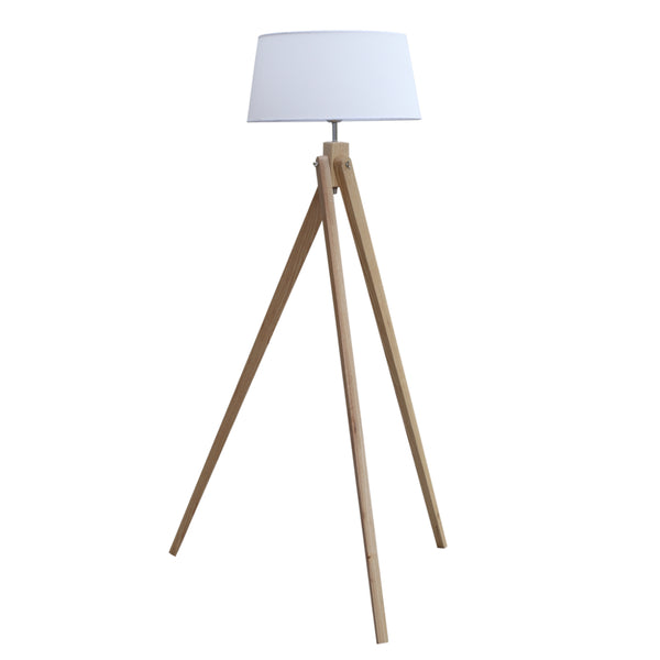 Zone Floor Lamp - Natural