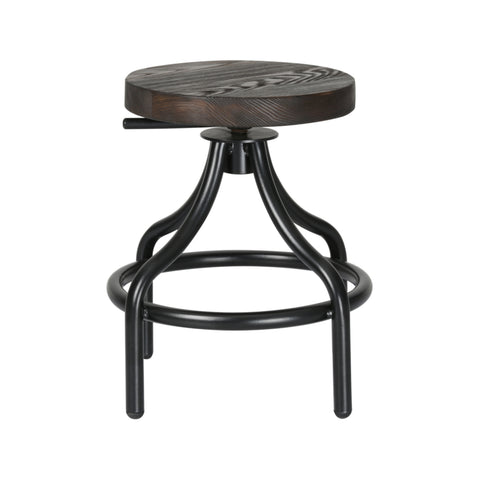 Alta Stool - Walnut