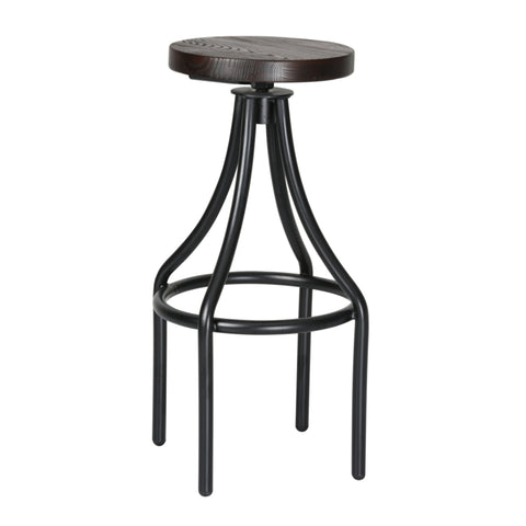 Alta Bar Stool - Walnut