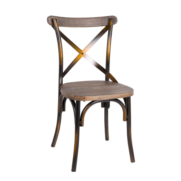 Porch Dining Chair - Copper