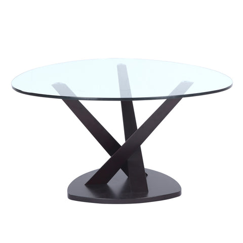 Split Coffee Table - Black