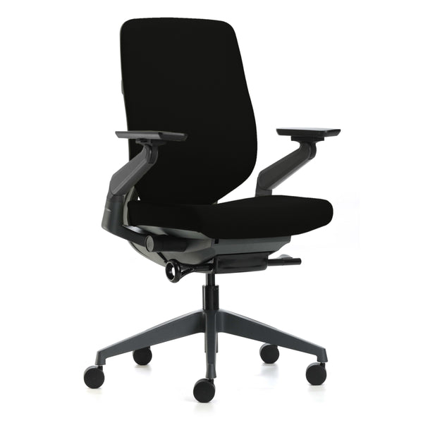 BackComfort Office Chair - Black