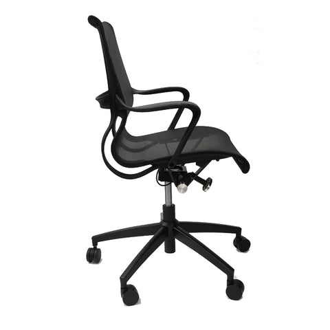 Salam Office Chair - Black