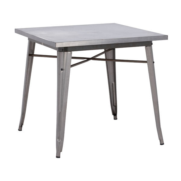 Olympia Dining Table Gunmetal
