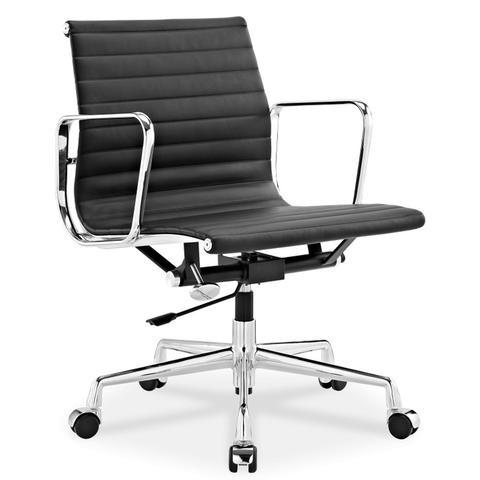 Eames aluminium group management style office chair replica for Eames alu chair replica