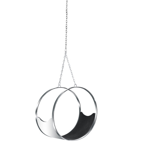 Ring Hanging Chair, Black