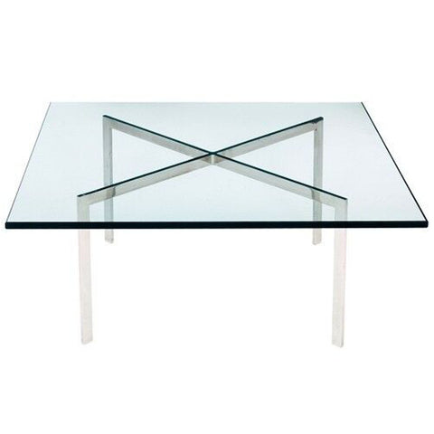 Pavilion Coffee Table - Glass