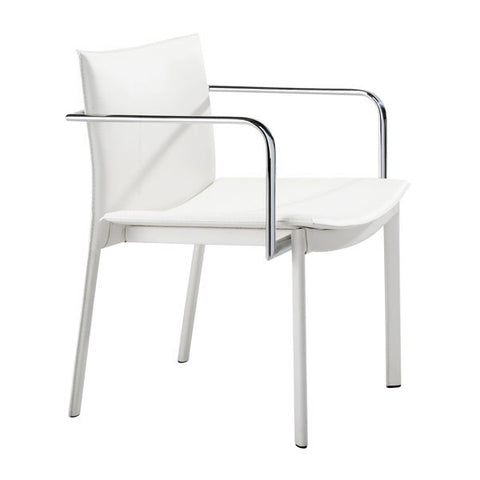 Gekko Conference Chair White