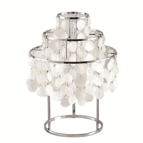 Pearl Table Lamp - Mother of Pearl