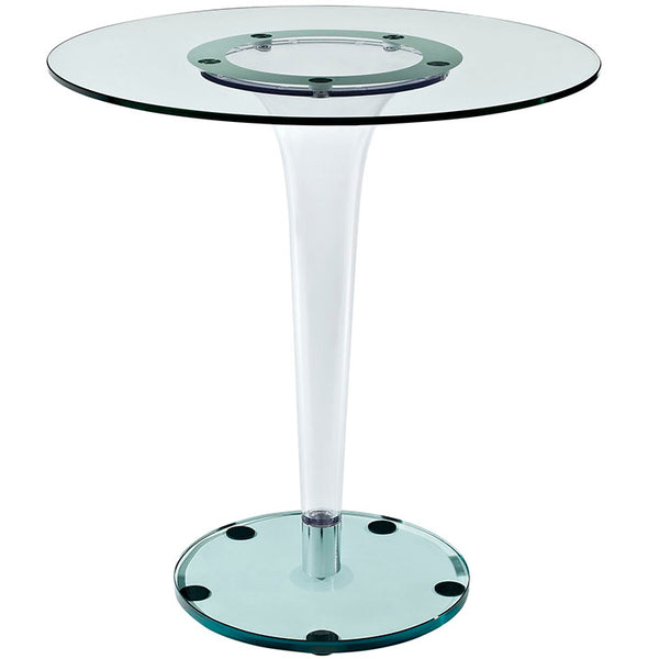 "Gossamer 27.5"" Side Table"