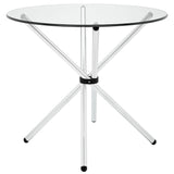 Baton Round Dining Table