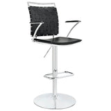 Fuse Adjustable Bar Stool