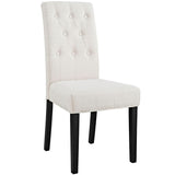 Confer Dining Fabric Side Chair