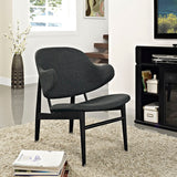 Suffuse Upholstered Lounge Chair
