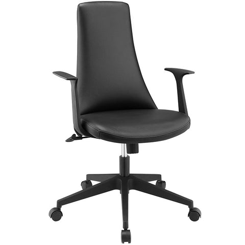 Fount Mid Back Vinyl Office Chair