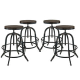 Collect Bar Stool Set of 4