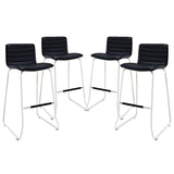 Dive Bar Stool Set of 4
