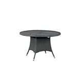 "Sojourn 47"" Round Outdoor Patio Dining Table"