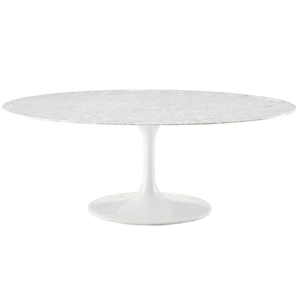 "Lippa 78"" Marble Dining Table"