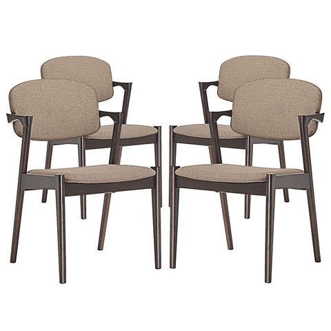 Spunk Dining Armchair Set of 4