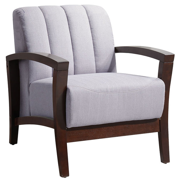 Enamor Upholstered Fabric Armchair
