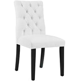 Duchess Vinyl Dining Chair